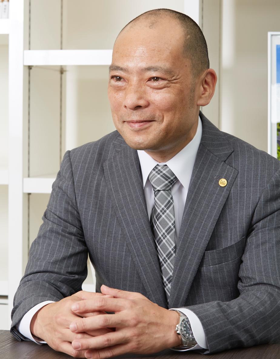 代表取締役社長 堀越 宏一